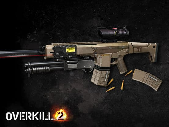 Overkill 2 Ipa Games iOS Download