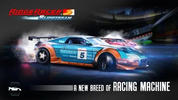 Ridge Racer Slipstream Ipa Games iOS Download