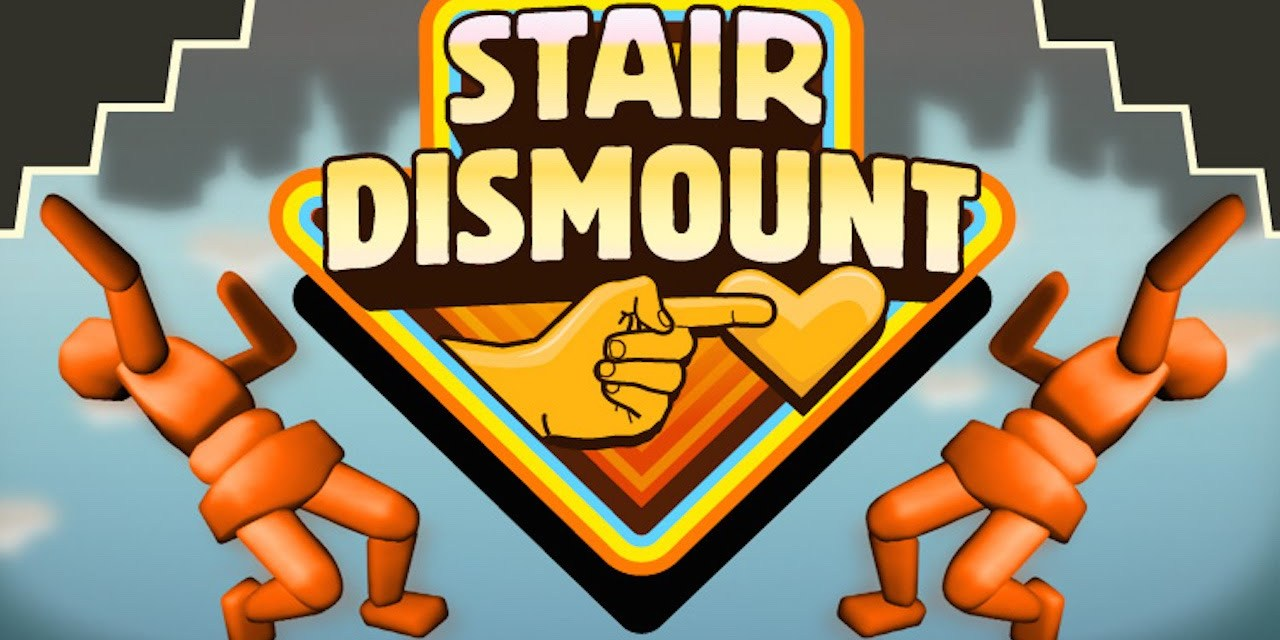 Stair Dismount® Ipa Games iOS Download
