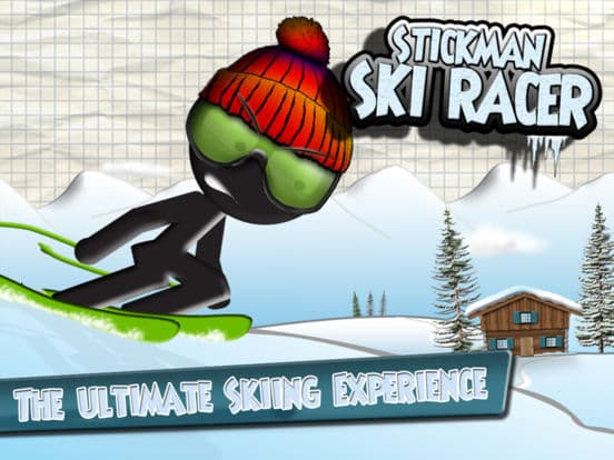 Stickman Ski Racer Ipa Games iOS Download