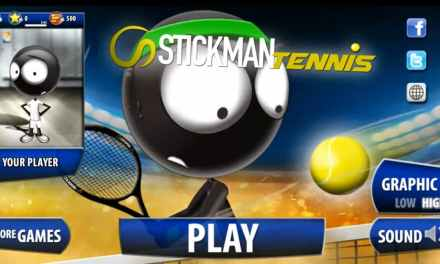 Stickman Tennis Ipa Games iOS Download