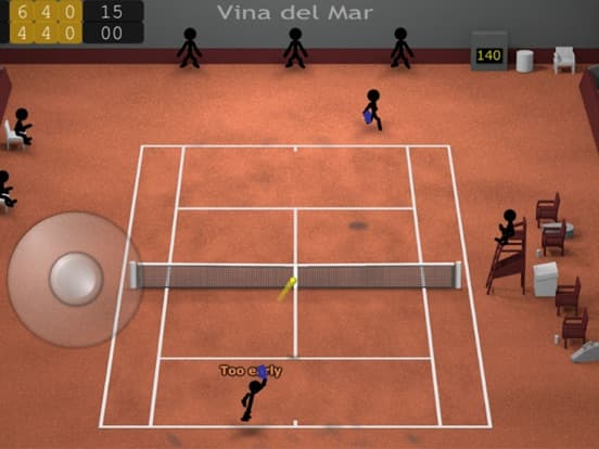 Stickman Tennis Ipa Games iOS Download