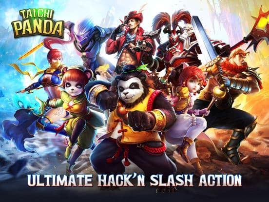Taichi Panda Ipa Games iOS Download