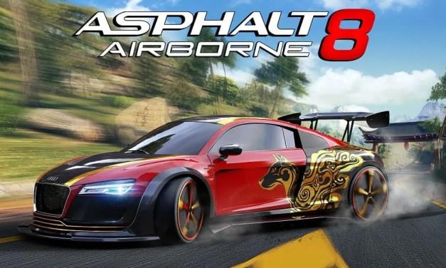 Asphalt 8: Airborne iOS