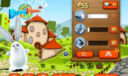 Bunny Maze 3D Ipa Games iOS Download