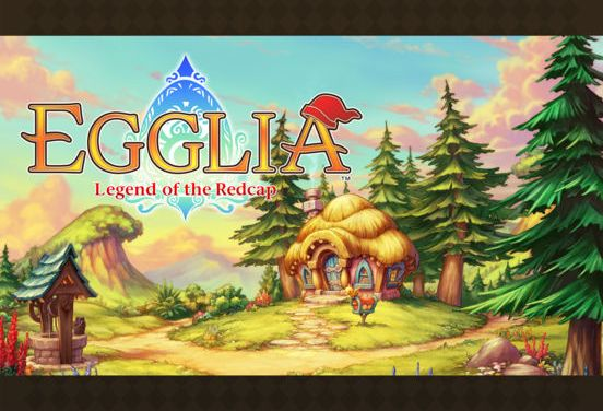 EGGLIA: Legend of the Redcap iOS