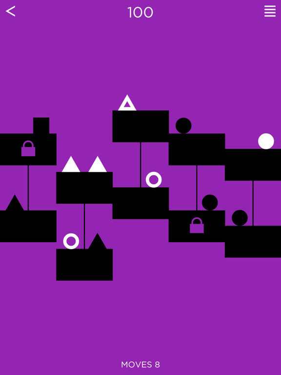 Level A Simple Puzzle Game iOS