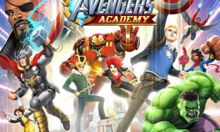 MARVEL Avengers Academy iOS