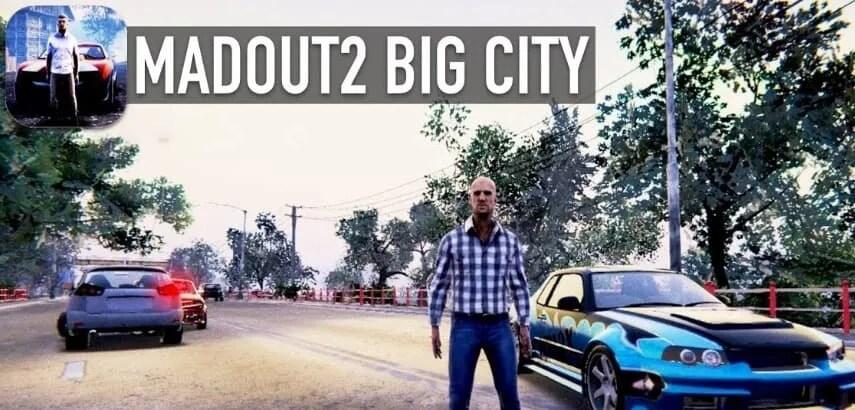 MadOut2 BigCityOnline iOS