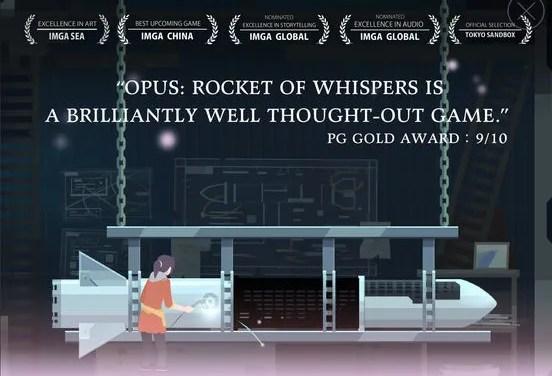 OPUS: Rocket of Whispers iOS