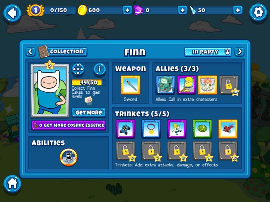 Bloons Adventure Time TD iOS