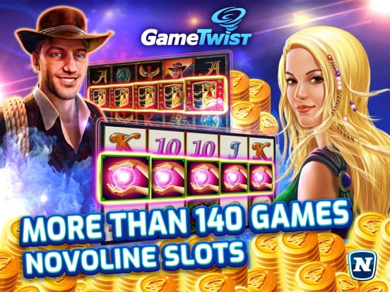 GameTwist Online Casino Games iOS