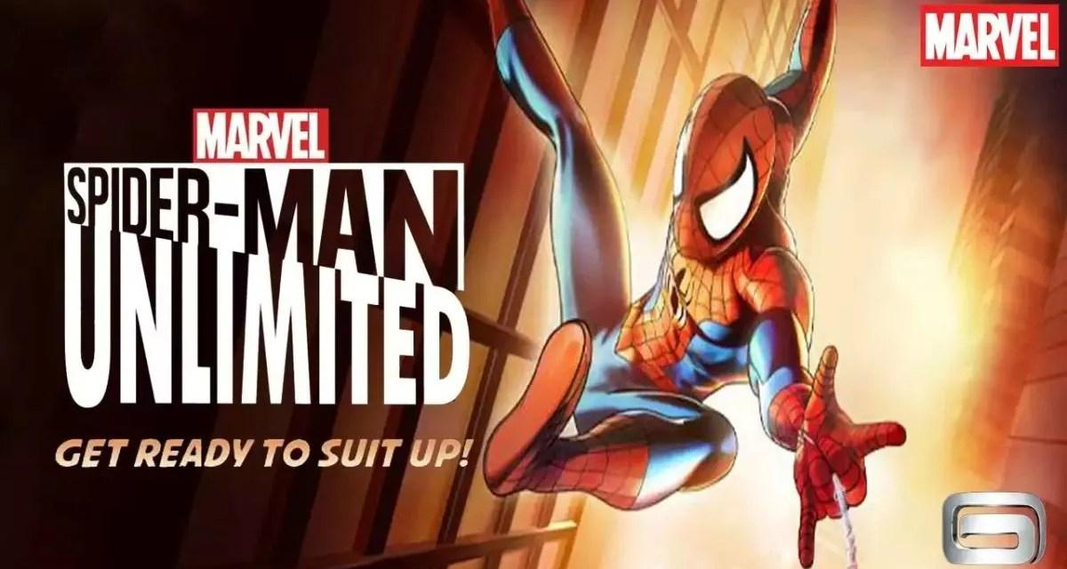 MARVEL Spider-Man Unlimited iOS