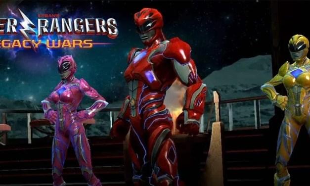 Power Rangers: Legacy Wars iOS