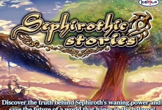 RPG Sephirothic Stories iOS