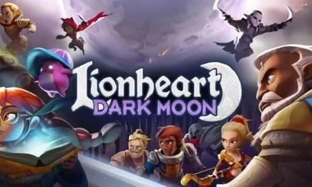 Lionheart: Dark Moon RPG iOS