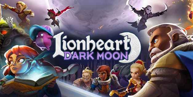 Lionheart: Dark Moon RPG iOS