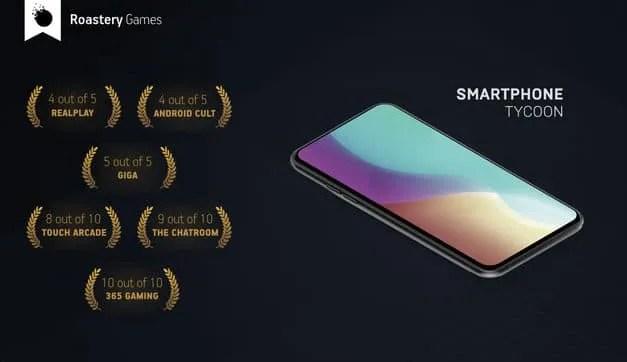 Smartphone Tycoon Inc. iOS