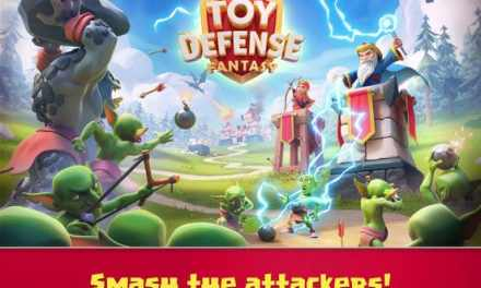 Toy Defense Fantasy Creeps TD iOS