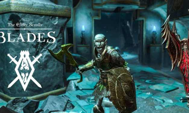The Elder Scrolls: Blades iOS