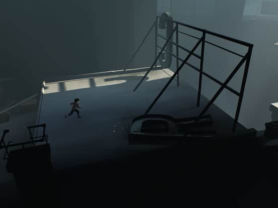 Playdead's INSIDE iOS