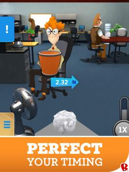 Paper Toss Boss Android