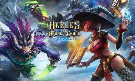 Heroes of Order & Chaos Android