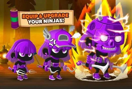 Ninja Dash Run Android
