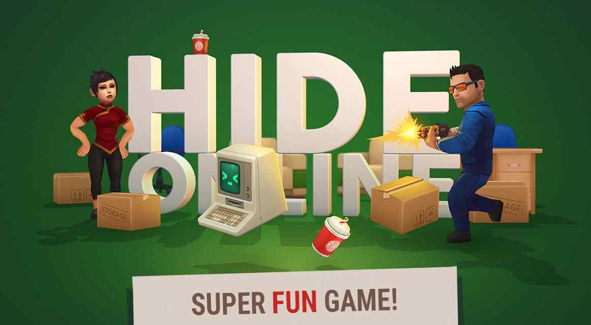 Hide Online – Hunters vs Props Android