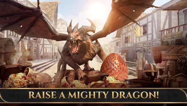 King of Avalon: Dragon Warfare Android