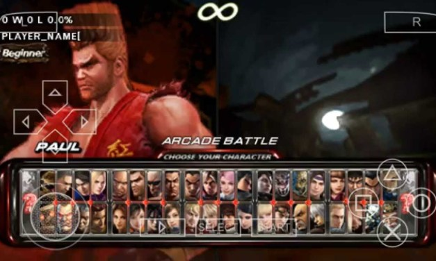 Tekken 6 Android & iOS