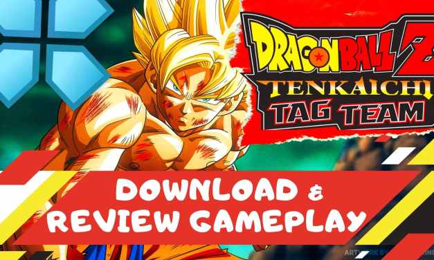 Dragon Ball Z Tenkaichi Tag Team PPSSPP Free Download