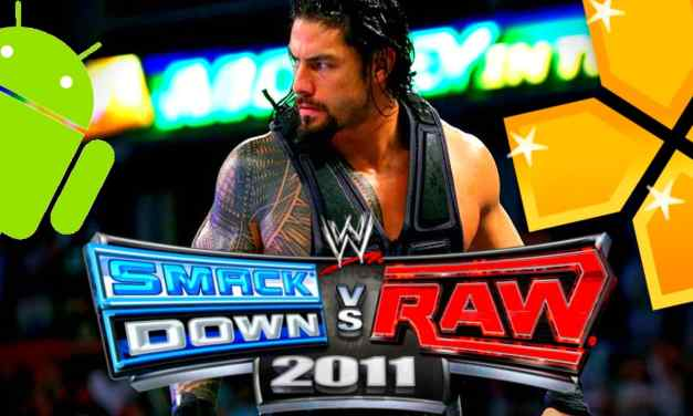 WWE Smackdown vs. Raw 2011 Download For Android And iOS