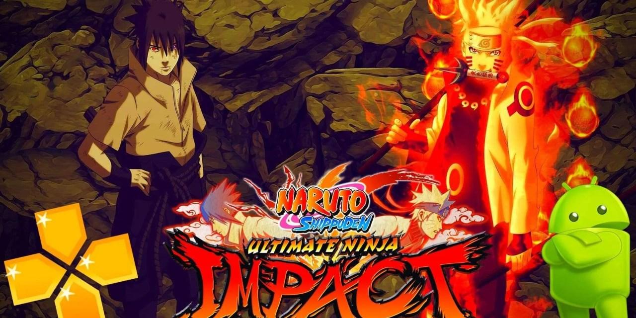 Naruto Shippuden – Ultimate Ninja Impact For Android