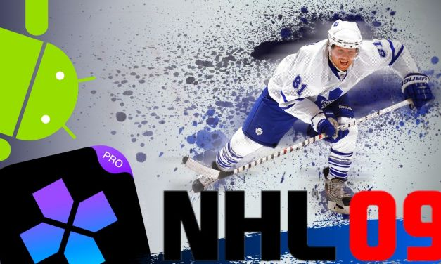 Download NHL 09 For Android Using Damon Ps2
