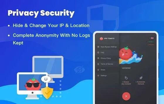 Free VPN Tomato | Fastest Free Hotspot VPN Proxy – Android