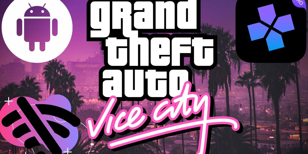 Download GTA Vise City For Android Damon Ps2 Pro