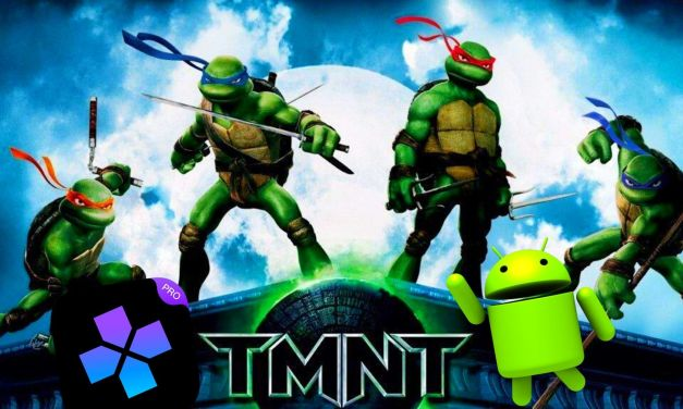 Download TMNT Game For Android Using Ps2 Emulator