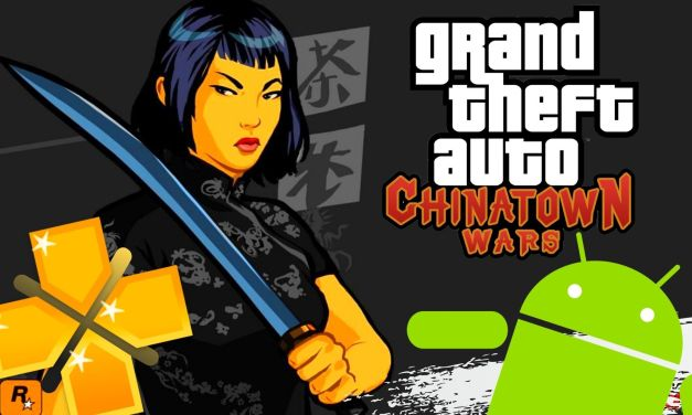 GRAND THEFT AUTO: CHINATOWN WARS PPSSPP For Android