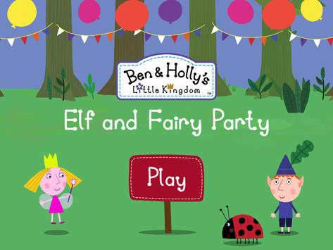 Ben & Holly: Elf & Fairy Party Android