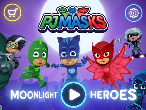 PJ Masks: Moonlight Heroes Android