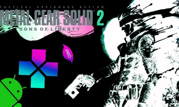 Metal Gear Solid 2: Sons of Liberty Game For Android – Damon Ps2