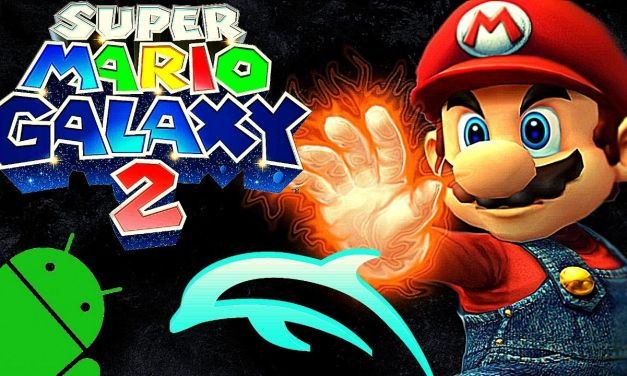 Play SUPER MARIO GALAXY 2 On Android With Wii Emulator – Dolphin Emulator