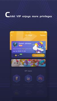 CHIKII-LET'S HANG OUT!PC GAMES, LIVE, AMONG US ANDROID