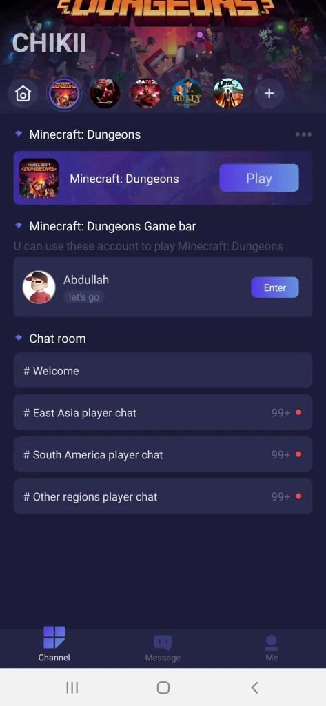 chikii app