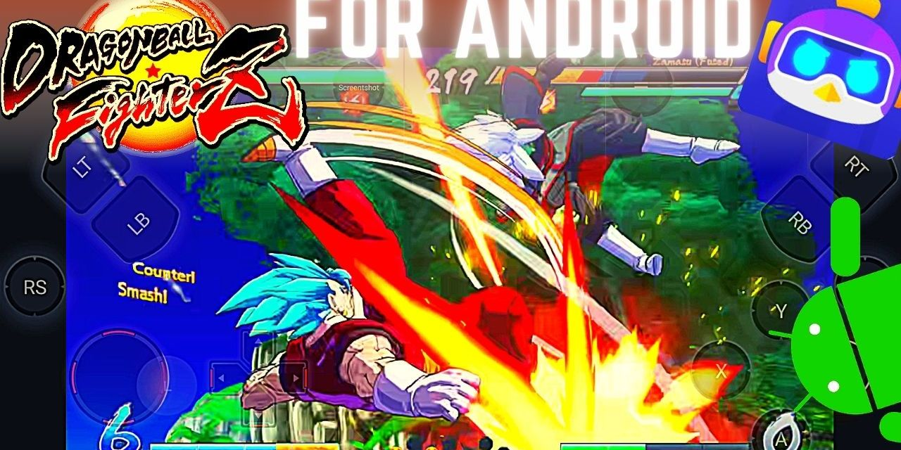 Dragon Ball FighterZ APK + Data For Android Download