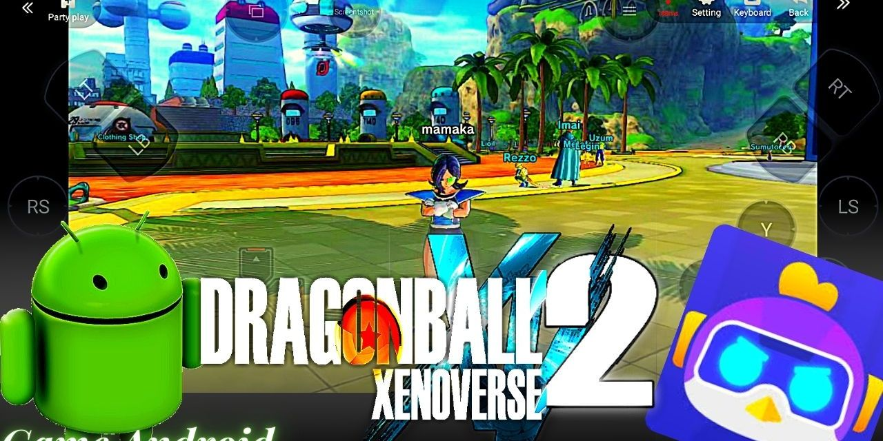Dragon Ball Xenoverse 2 APK No verification Download