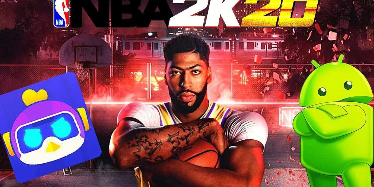 Download NBA 2K20 Android APK