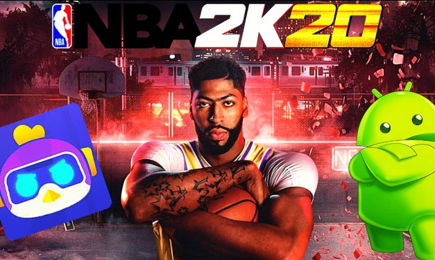 Download NBA 2K20 Android APK