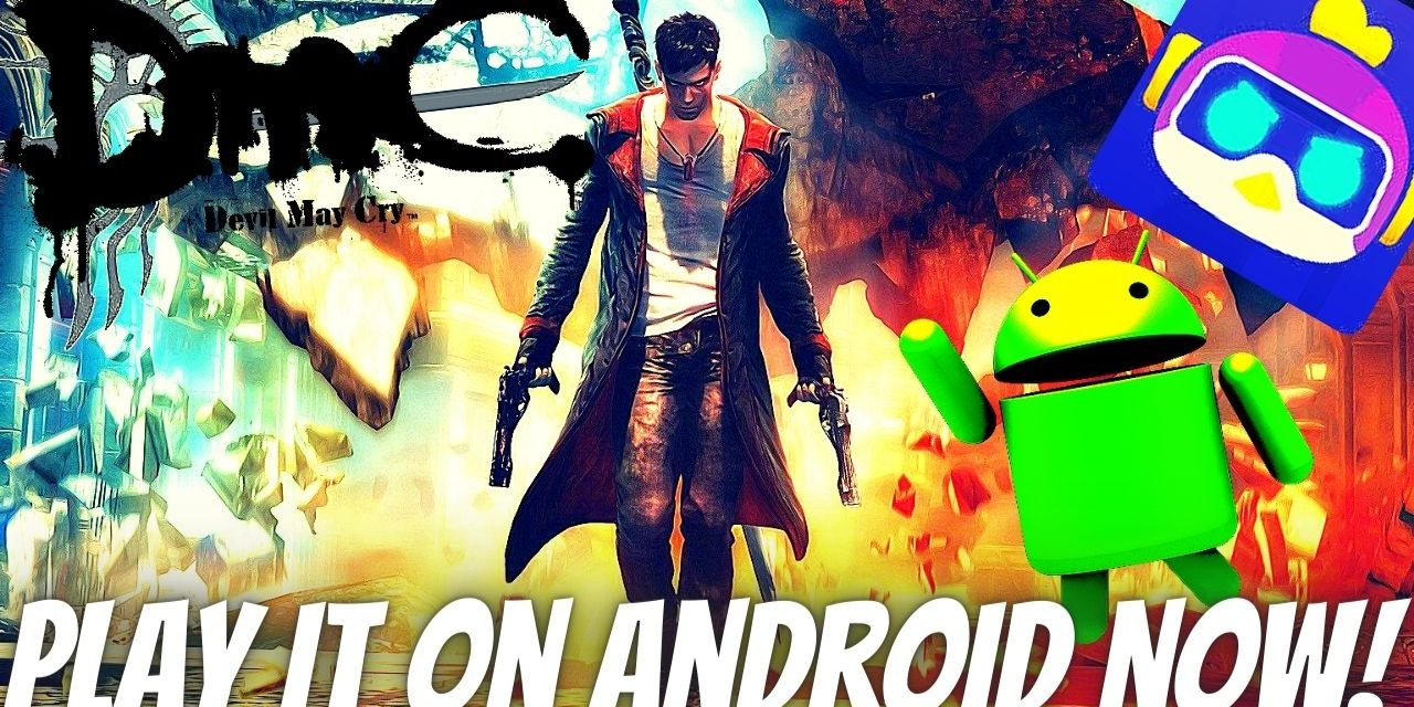 DMC: Devil May Cry For Android APK+ OBB Download